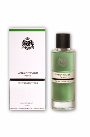 63020 Green Water bottle & box 200ml