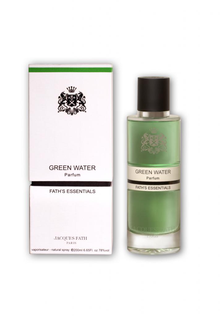 63020 Green Water bottle & box 200ml