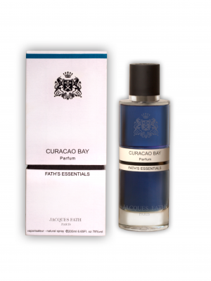 63120 Curaçao Bay bottle & box 200ml