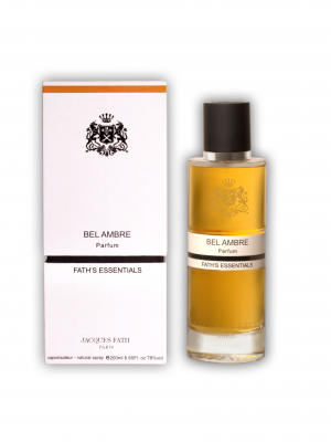 63220 Bel Ambre bottle & box 200ml