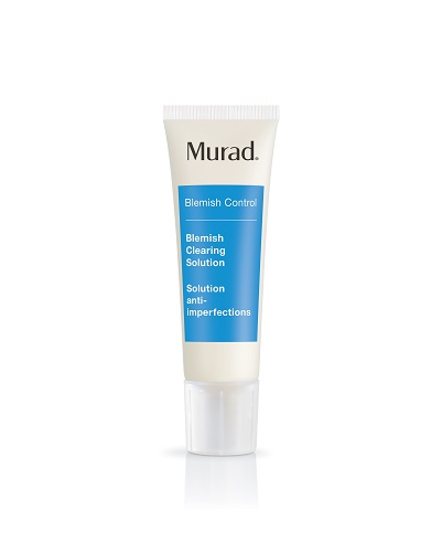 Blemish clearing solution murad