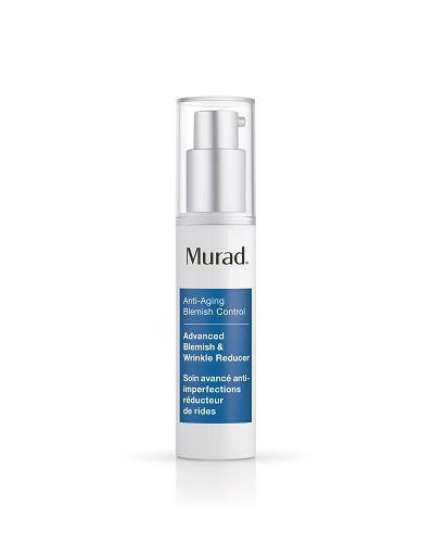 Advanced blemish weinkle reducer murad
