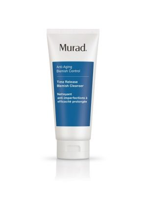 Time release cleanser murad