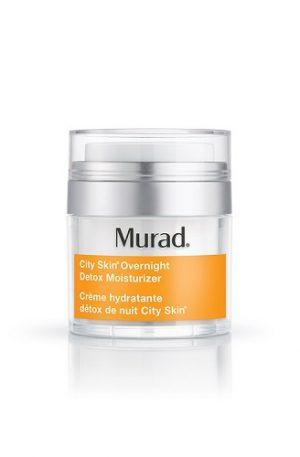 City skin overnight detox murad