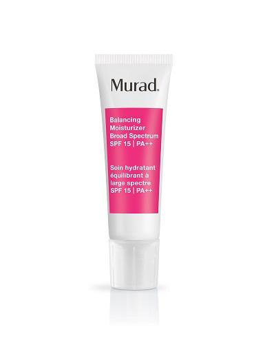 Balancing moisturizer murad