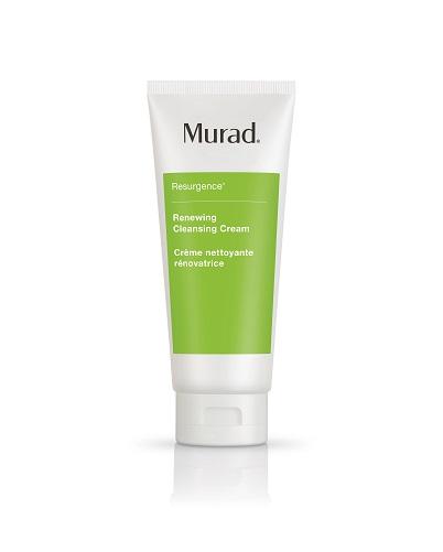 Renewing cleansing cream murad