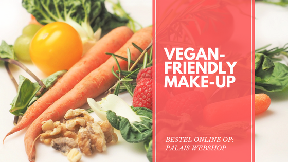 MAKE-UP VOOR VEGANISTEN!